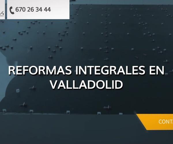 Reformas integrales en Valladolid | Crisvi