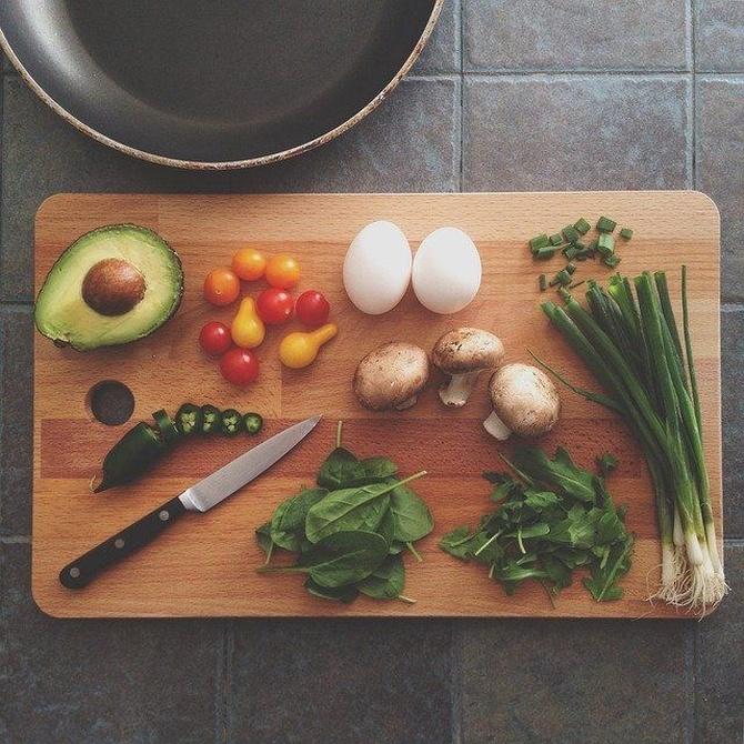 Un cuchillo para cada cosa