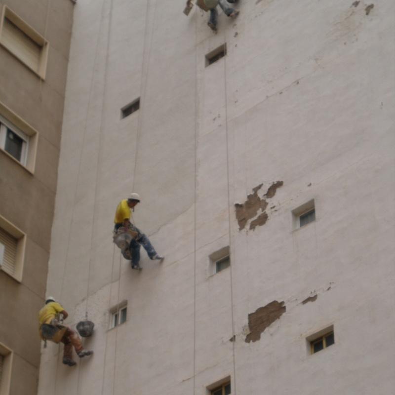 ARREGLO Y PINTURA DE PAREDES MEDIANERAS: Nuestros Servicios de Vertimur