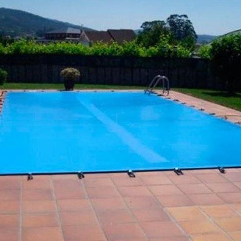Cubiertas para piscinas: Productos y servicios de Bontoldo