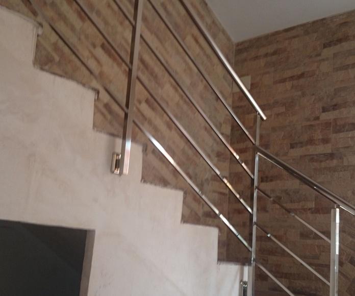 Barandillas de acero inoxidable: Nuestros trabajos de Icminox