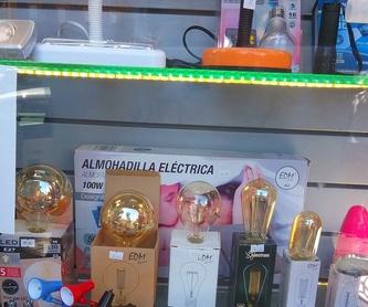Reparaciones de iluminación y electricidad: Servicios de Instalaciones Eléctricas Luxem