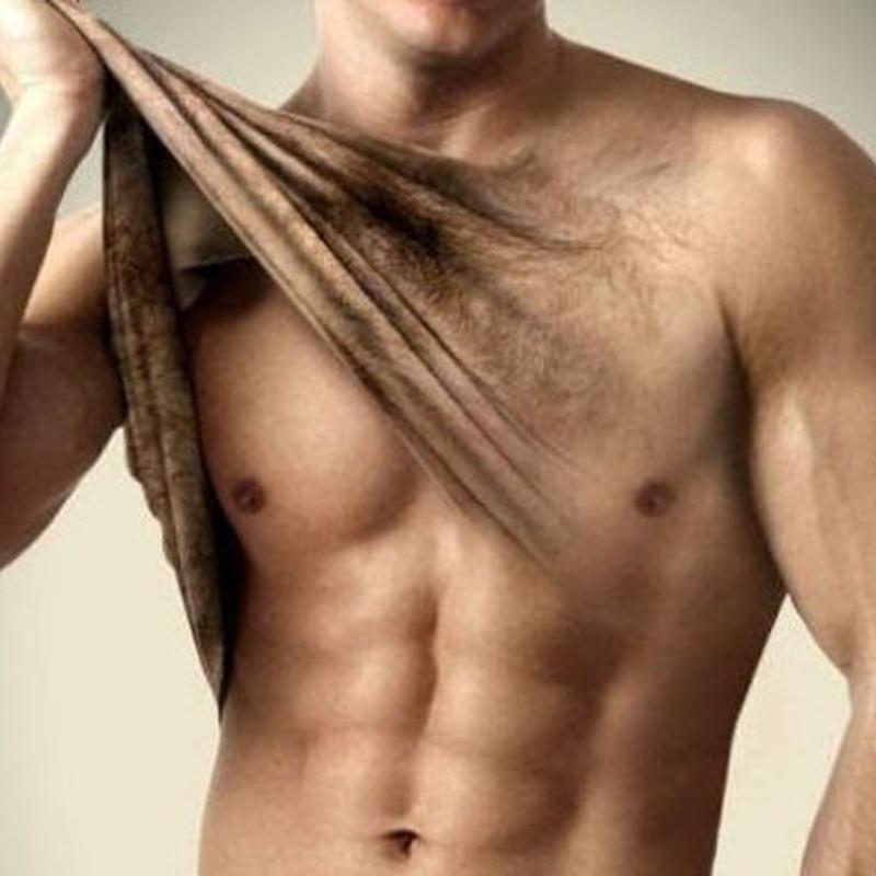 Depilación masculina a la cera: Servicios de Beauty Channel