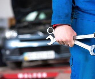 Compra de vehículos: SERVICIOS Y STOCK DE COCHES de Vaquerizo Motor