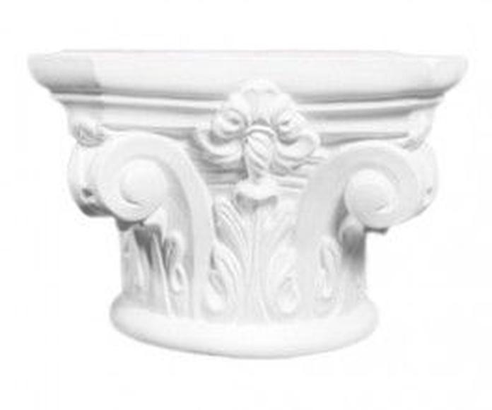 Capitel decorado 14 CM: Catálogo de Galuso