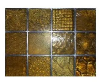 Artesanía en vidrio: Productos y servicios de Cristalería SOS