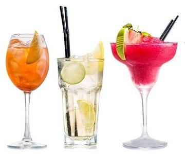 Cócteles Clásicos & Contemporáneos/Classical & Contemporary Cocktails