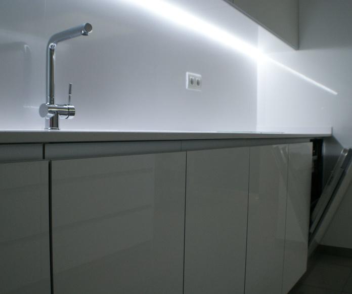 Muebles de Cocina - Proyecto realizado en pozuelo: Catálogo de Diseño en Cocinas MC