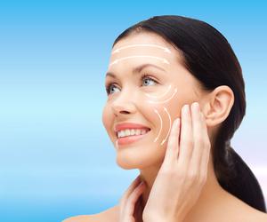 Revitalización facial con vitaminas