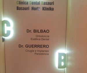 Clínica dental Basauri