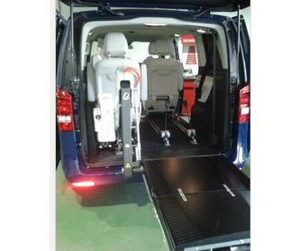 Instalación de mandos para autoescuela: Servicios de Talleres Hergasa S.L.