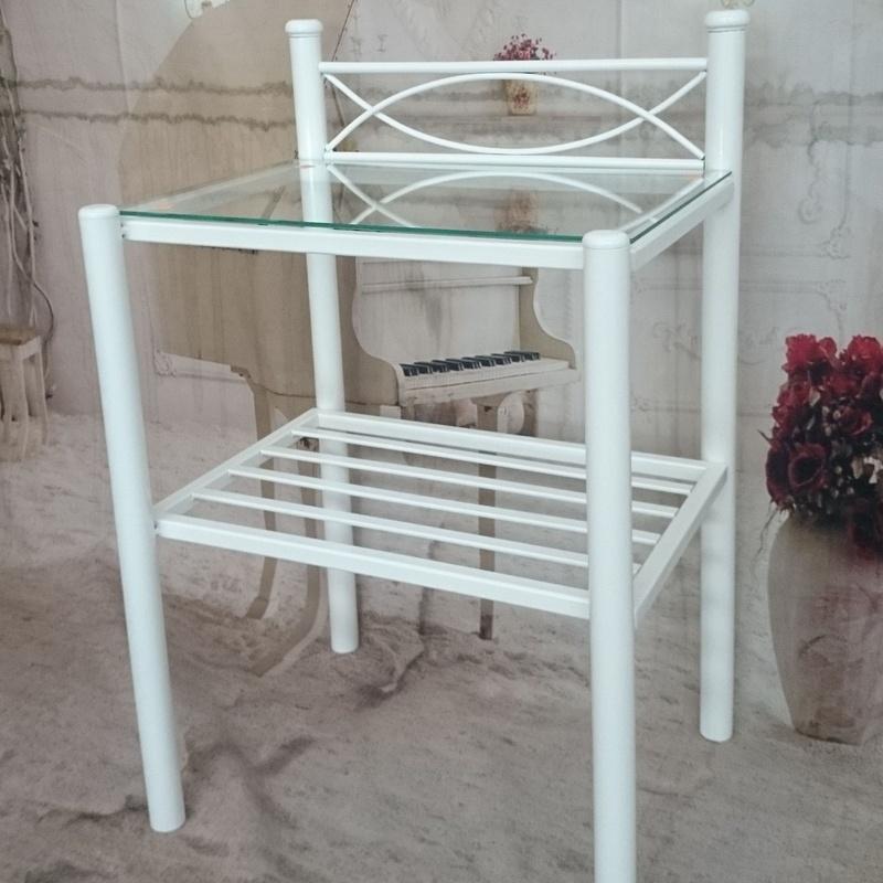 Mesita Lugo: Catálogo de muebles de forja de Forja Manuel Jiménez