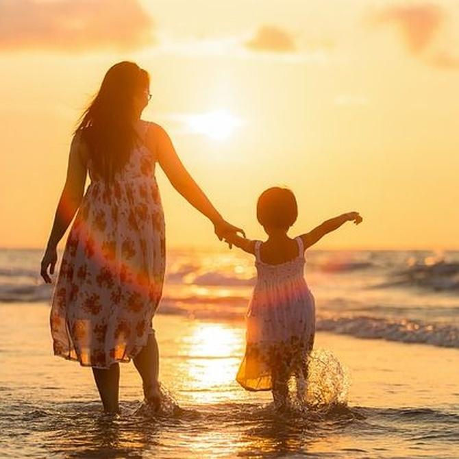 Buenos consejos para construir un apego seguro en tus hijos