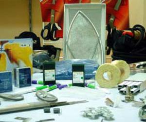 Stock permanente de máquinas y accesorios para la confección industrial en Talavera de la Reina