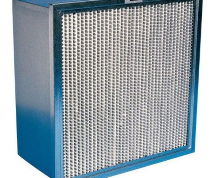 Filtración de la ventilación industrial: Servicios  de Teyvent
