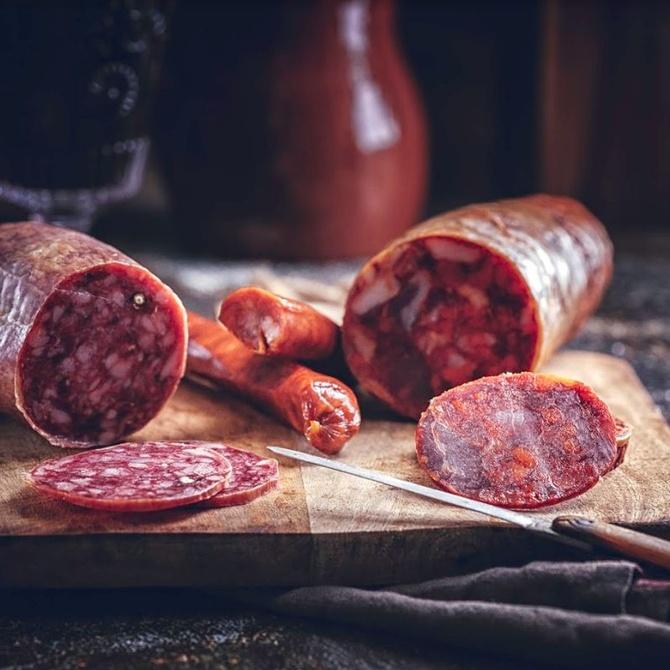 Chorizo, el sabor de la tierra