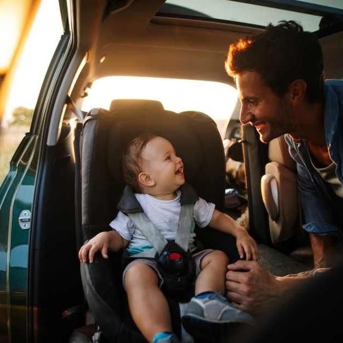 La silla de bebé, un elemento fundamental para su seguridad