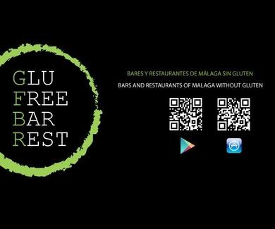 Glufreebarrest – Glufreebar Aplicación realizada para Bares y Restaurantes Sin Gluten en Málaga.