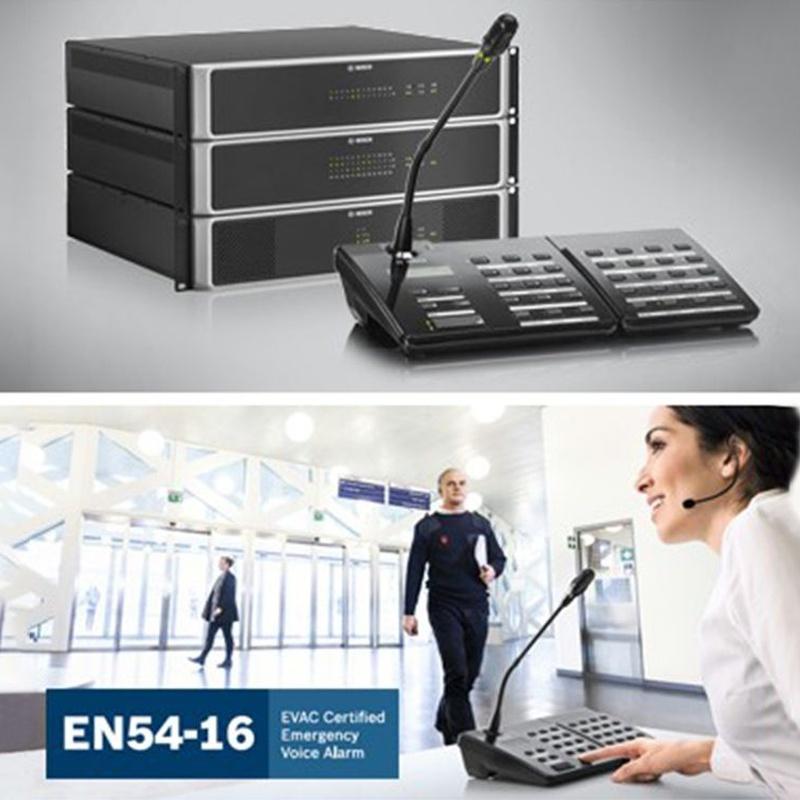 Megafonía: Productos y servicios de Systeline Telecomunications