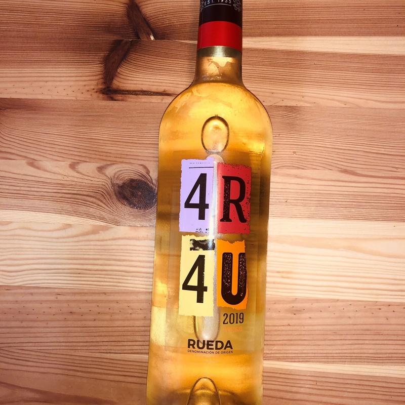 4R4U  Rueda: CARTA y Menús de Alquimia