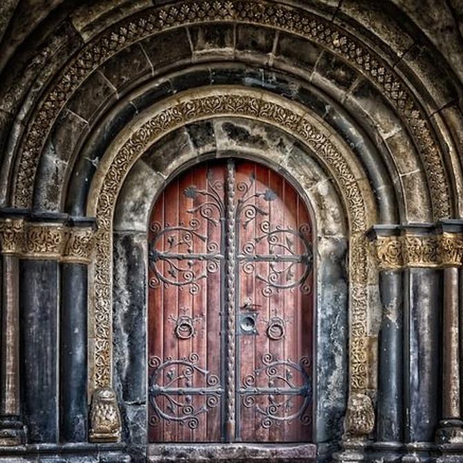 Las puertas en la Historia