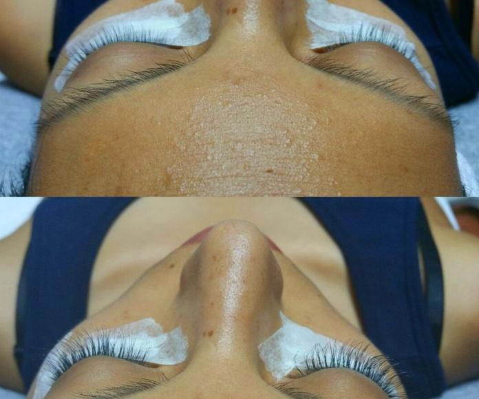 Promoción Extensiones de pestañas efecto seda
