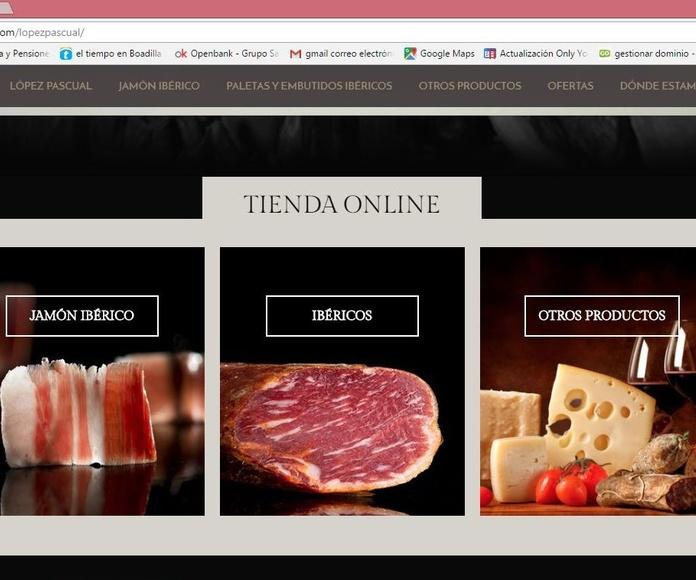 www.jamonesibericosmadrid.com