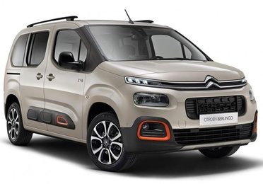 Citroën Berlingo o similar
