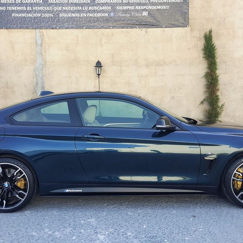 BMW 435i xDrive Mperformance : Venta de vehículos de Luxury Cars DG