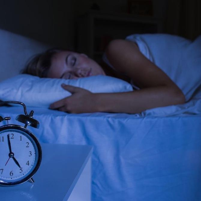 ¿Cuántas horas diarias es recomendable dormir?