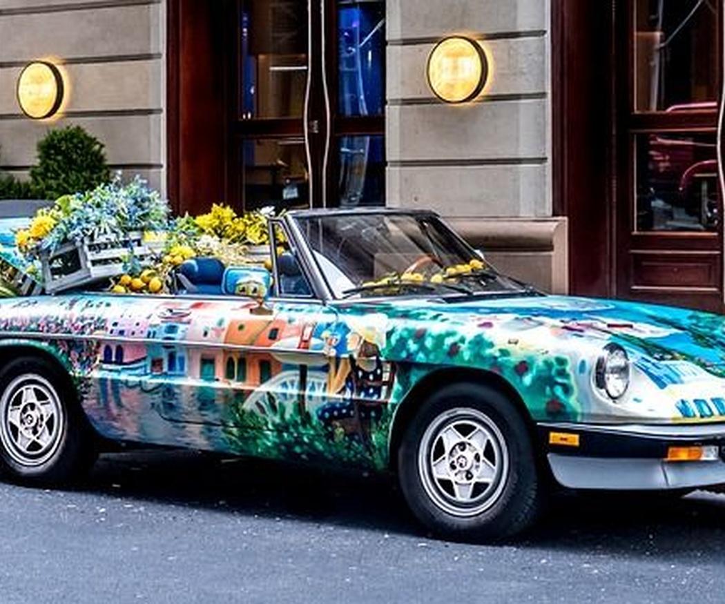 Evita las ráfagas al pintar tu coche