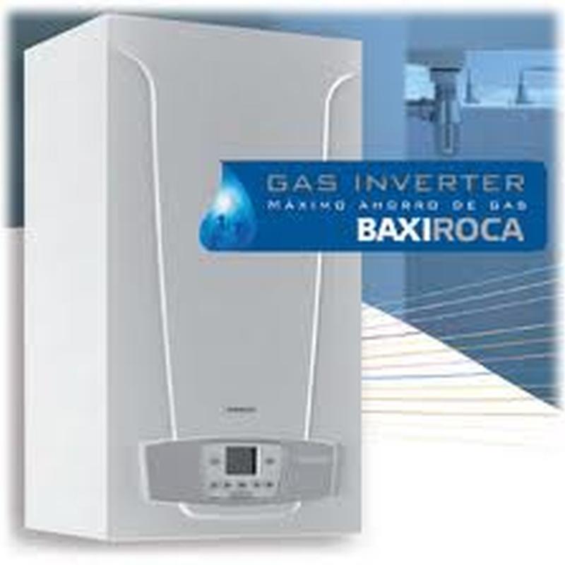 BAXI  PLATINUM COMPACT ECO  24/24 F: Productos de Instalaciones Hermanos Munuera