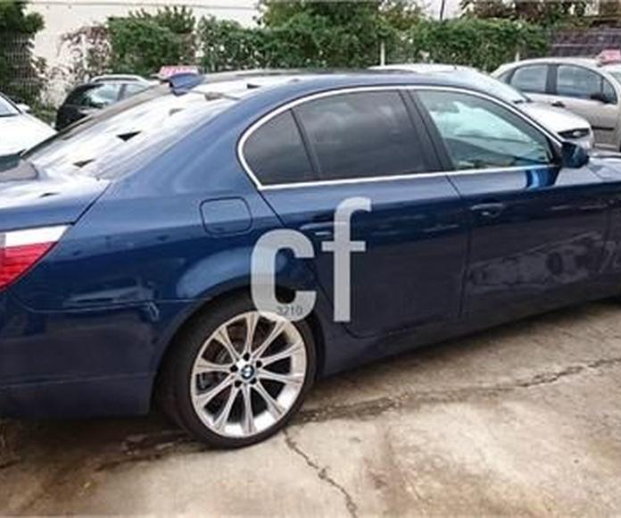BMW Serie 5 525D año 2006 nacional 170000km cambio manual 6 velocidades .: Vehículos de AutoSanfer