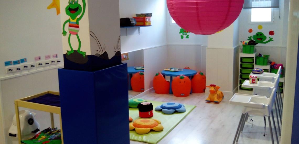 Estimulación temprana para bebés en Paiporta - Menuts