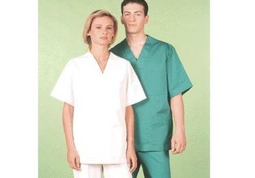 Uniformes de sanitario caballero y señora
