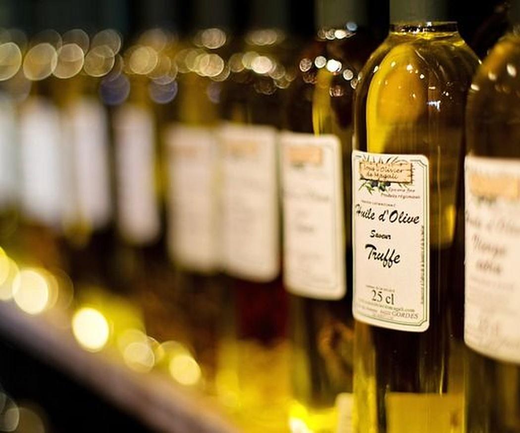 La gran variedad de aceites vegetales