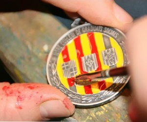 Galería de Trofeos y Objetos conmemorativos en Barcelona | Insignies Pujol