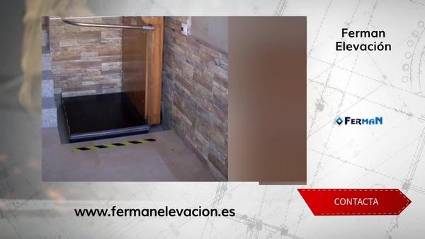 Instalación de salvaescaleras en Andalucía - Ferman Elevación