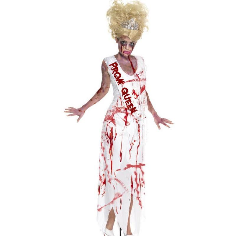Disfraz reina del baile zombie