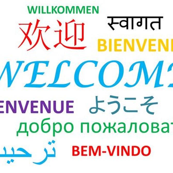 La importancia de ofrecer servicios en todos los idiomas