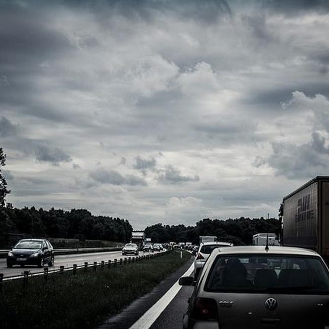 Las indemnizaciones de tráfico caen un 40% en 2016