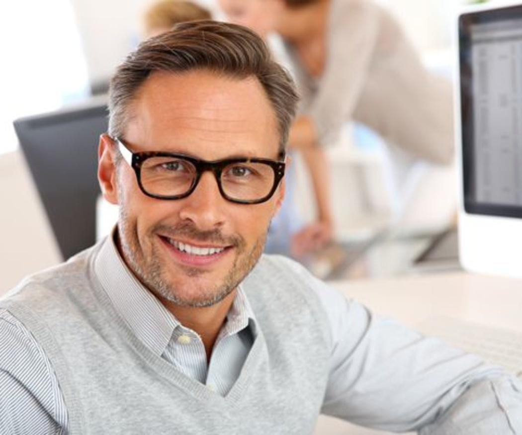 Las lentes progresivas como solución a la presbicia