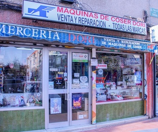 MAQUINAS DE COSER EN ALCALA DE HENARES. VENTA - ALQUILER Y REPARACION