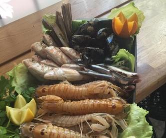 Tapas con los mejores mariscos en Castellón
