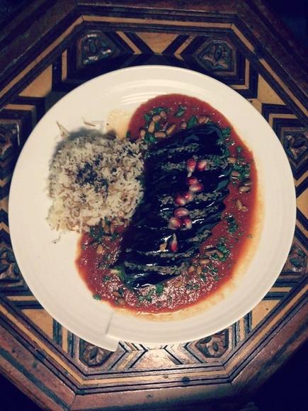 Platos principales veganos: Nuestra carta de Restaurante Rotana