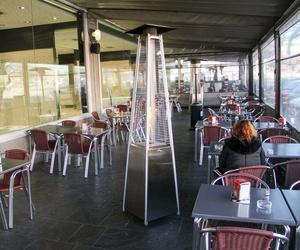 Restaurante El Monasterio con terraza en San Sebastián de los Reyes