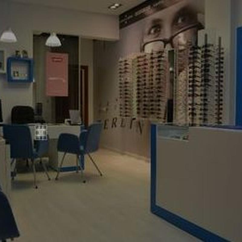 Servicios Centro Óptico Berlín en Toledo