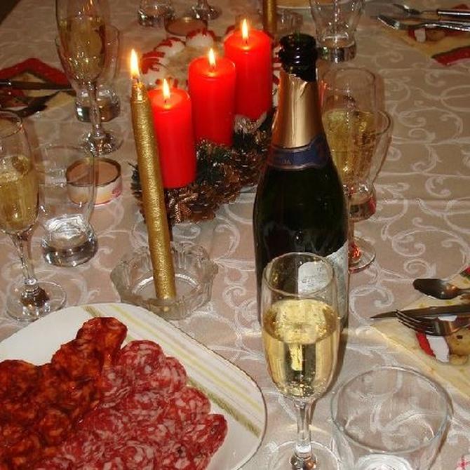 ¡Ven a celebrar la Navidad a nuestro restaurante!