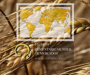 Informe internacional de mercados 05.09.18