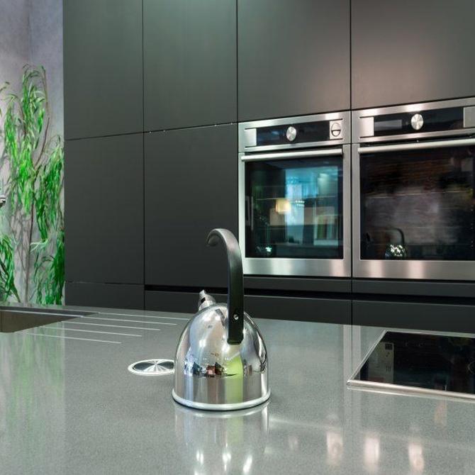 Eficiencia, estética, comodidad y seguridad en tu cocina